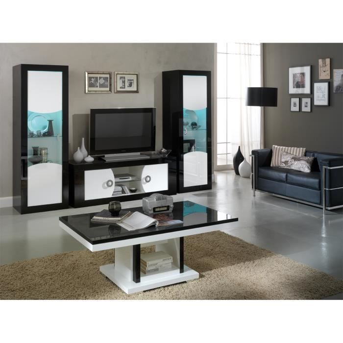Victoria r tro table basse pied central achat - Table basse pied central ...