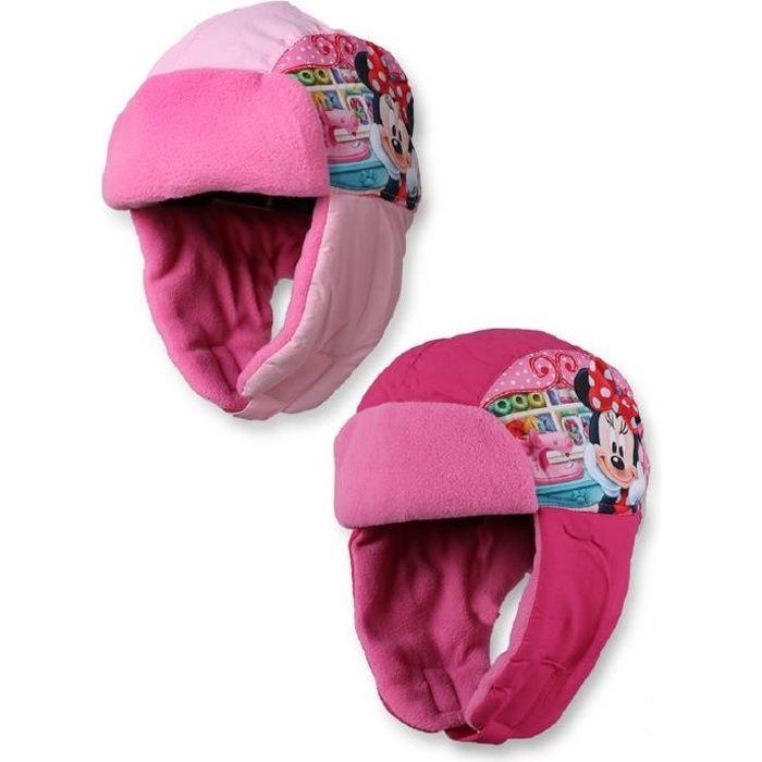 BONNET - CAGOULE Bonnet minnie  - Chapka polaire Minnie