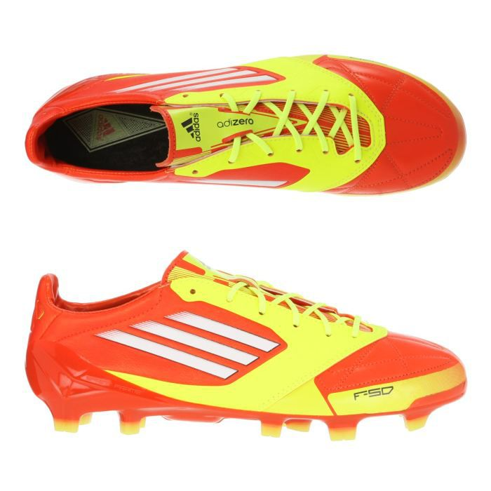uk availability 7652d 87229 ADIDAS Chaussures Foot F50 AdizeroTRX FG Lea Homme
