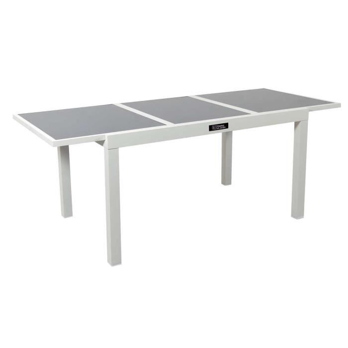 Table de jardin brazil phoenix 140 200 x 90 x 75 cm for Table cuisine 140 x 90