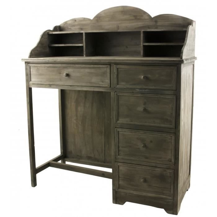 bureau bois ancien achat vente bureau bois ancien pas. Black Bedroom Furniture Sets. Home Design Ideas