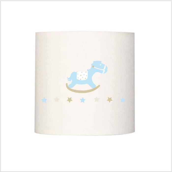 applique lumineuse murale cheval bleu achat vente applique lumineuse murale c cdiscount. Black Bedroom Furniture Sets. Home Design Ideas