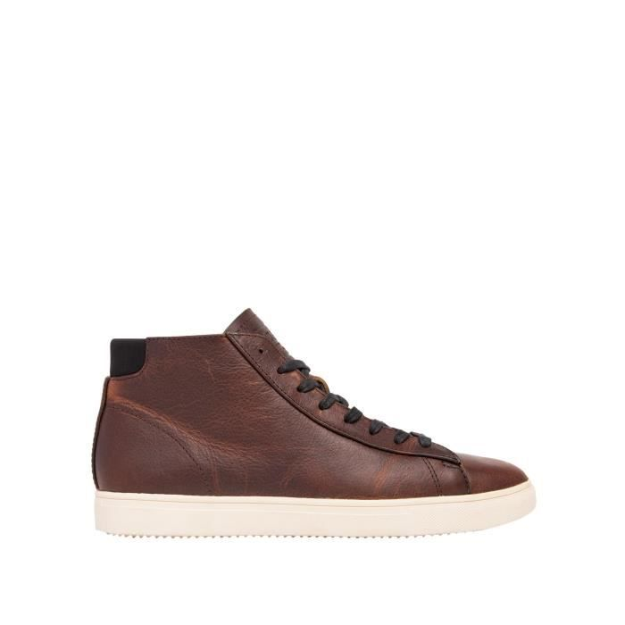 Clae Sneakers marron Homme CLA01302-CCL Mz5KpG4h