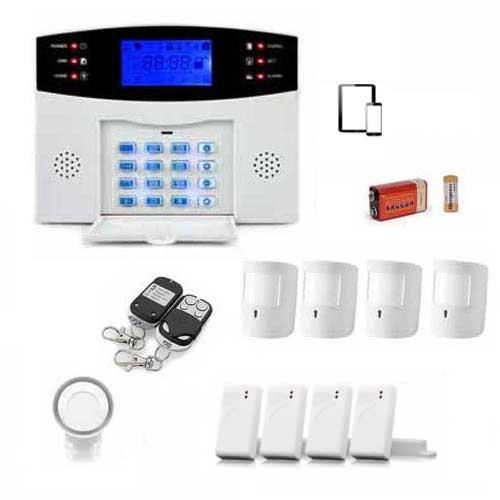 Alarme gsm animaux domestiques 99 zones xl achat for Alarme maison securite good deal