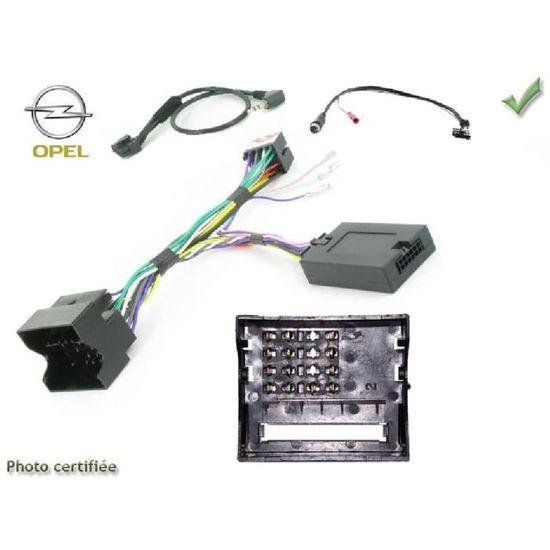 Interface Commande au volant MC11P pour Mercedes Vito ap15 Fakra Pioneer Sony ADNAuto