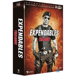 DVD FILM DVD Expendables : Trilogie