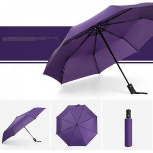 Parapluie pliants  Femme Mixte enfant Enfant Mixte adulte Homme violet violet Hari Deals
