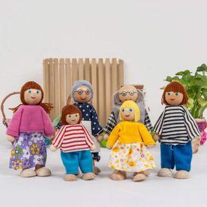 DOUDOU Maison de 6 personnes Flexible familiale en bois p
