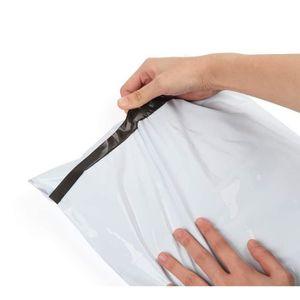 Pochettes d/'expédition sac d/'expédition sacs Coex Bag Sac en plastique 7 Tailles