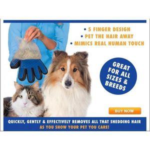 BROSSE - CARDE Votre Chat va adorer ce Gant Brosse de Massage Toi