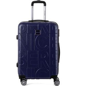 , S - Small /– 38L - 55x38x20cm - 2,7kg Violet Valise Rigide METZELDER Classic R Tendance Chic Garantie 1 an AUBERGIBE