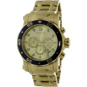 MONTRE Montre Bracelet INVICTA Pro Diver 23669 or inoxyda