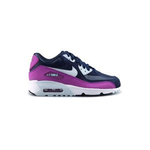 BASKET Basket Nike Air Max 90ltr Junior Marine 833376-402