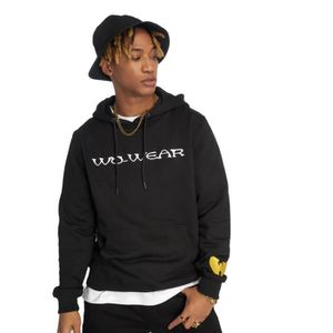 Wu Tang Homme Hauts Sweat capuche Embroidery