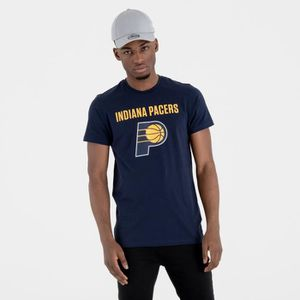 T-Shirt Uomo New Era Indiana Pacers