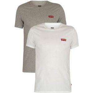 T-SHIRT Levi's Homme Lot de 2 t-shirts