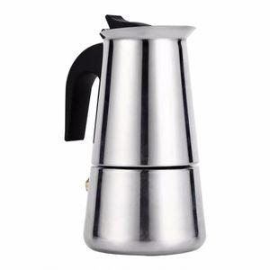 CAFETIÈRE Cafetière Espresso 300Ml Percolateur Pour Filtre À