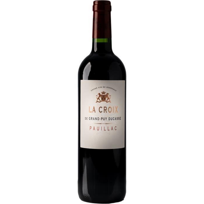 La Croix de Grand-Puy Ducasse 2013 - Pauillac AOC - vin rouge de Bordeaux - 1 bouteille