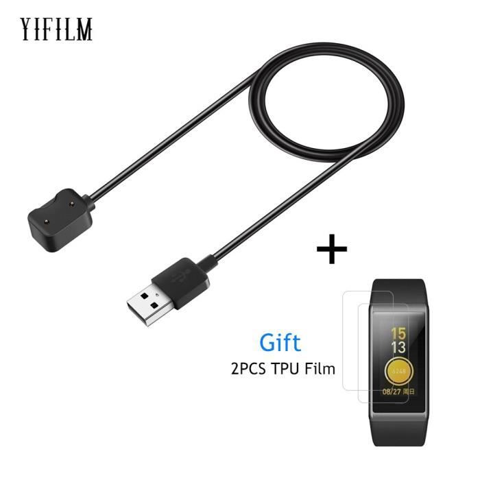 Chargeur de câble de charge USB pour Huami Amazfit Cor bande de Fitness bracelet intelligent suivi d'activ*ES11432