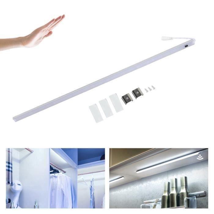 CEN 11W Barre de lampe de Cabinet de garde-robe de la sonde LED de capteur infrarouge DC12V