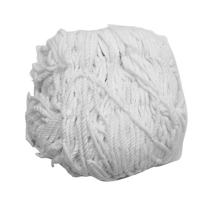 Équipement net durable de poteau de football de filet de but de football de 8 x 6 pieds -YAN