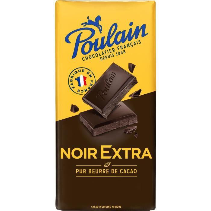 POULAIN Chocolat Noir Extra - 200 g