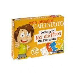 Mon premier Cartatoto - Découvrir les chiffres …