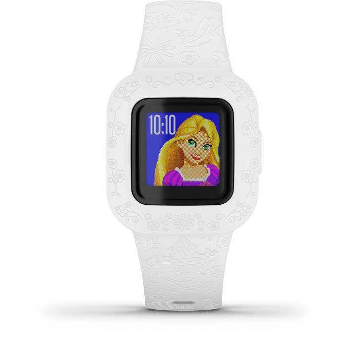 GARMIN vivofit jr3 - Princess Icons - Bracelet d'activités pour enfants