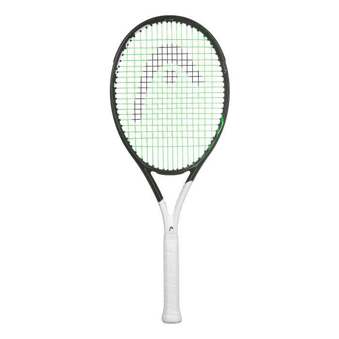 HEAD Graphene 360 Speed Lite Non Cordée 265G Raquettes De Tennis Raquette Polyvalentes Noir - Blanc 3