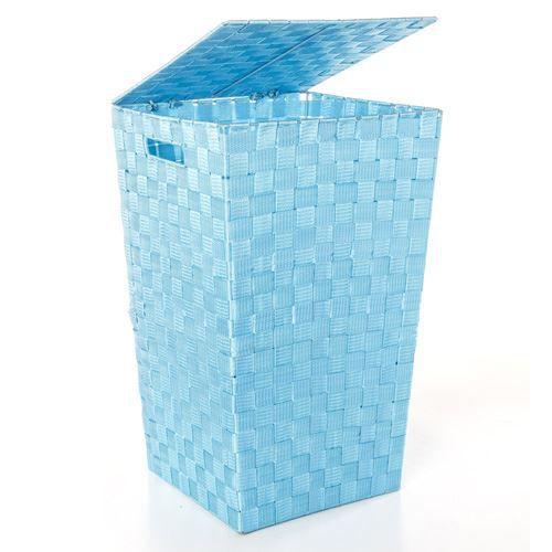 Panier à linge - Turquoise