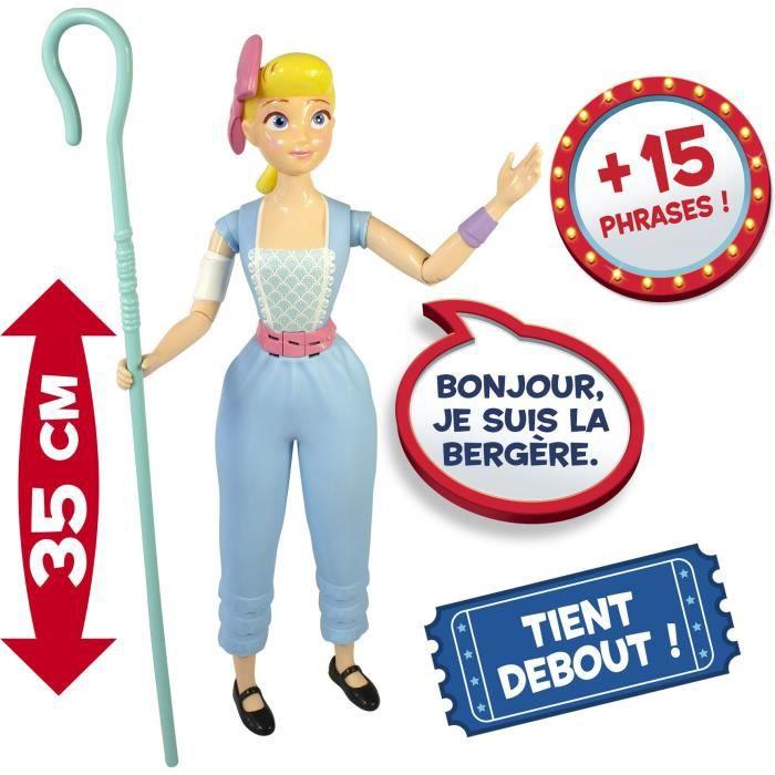 LANSAY Toy Story 4 Figurine personnage parlant La Bergère 35 cm environ
