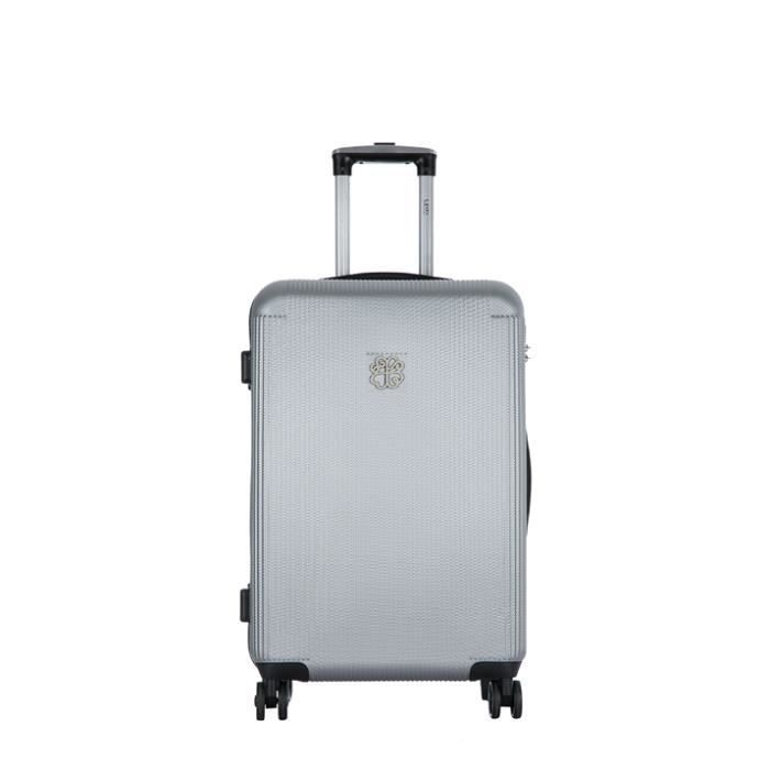 Valise rigide Ashley 66cm ASHLEY SILVER