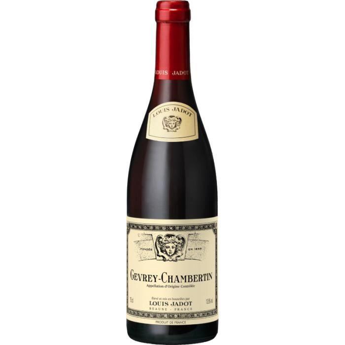 Louis Jadot - Gevrey Chambertin - Rouge - 2014 - 75 cl