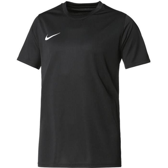 NIKE Maillot de football Dri-FIT Park 7 JBY - Homme - Noir et blanc