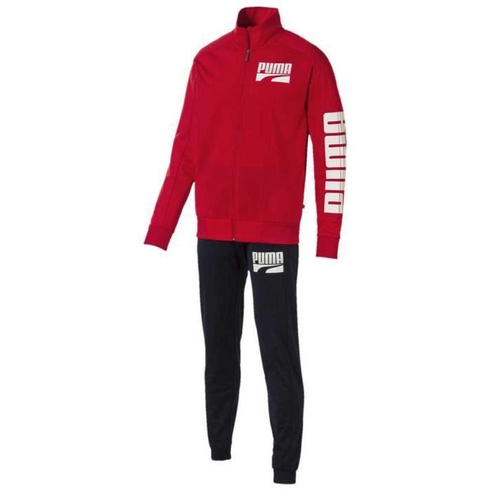 Vêtements Homme Survêtements Puma Rebel Tricot