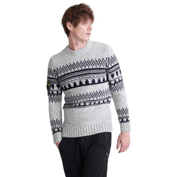 Vêtements Homme Chandails Superdry Jackson Crew