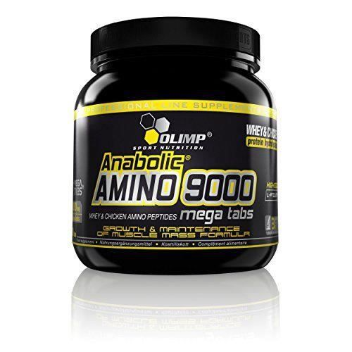 OLIMP SPORT NUTRITION Anabolic Amino 9000 300 C…