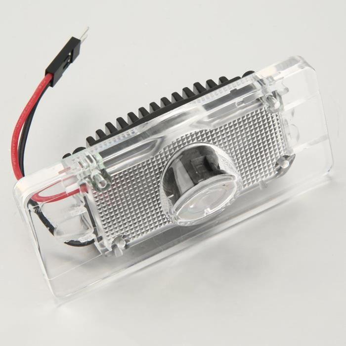 Lampe Led de porte de voiture Logo Projecteur laser Light pour BMW