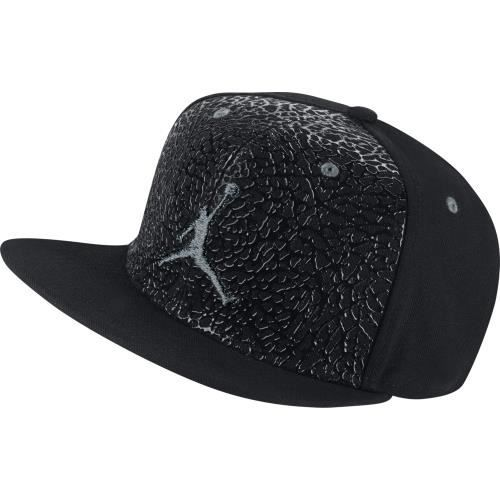 casquette air jordan noir i. Black Bedroom Furniture Sets. Home Design Ideas