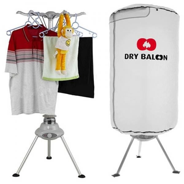 S choir linge mobile dry balloon achat vente fil linge tendoir s c - Sechoir a linge electrique ...