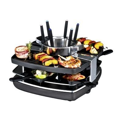 appareil raclette multifonction table de cuisine. Black Bedroom Furniture Sets. Home Design Ideas