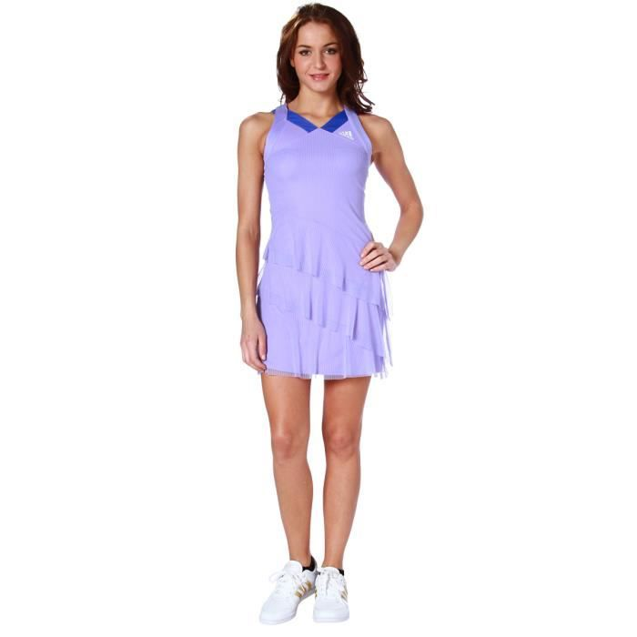 robe tennis violet achat vente robe robe tennis cdiscount. Black Bedroom Furniture Sets. Home Design Ideas