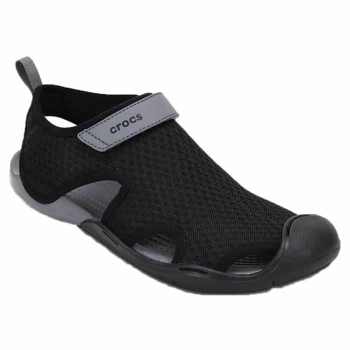 Chaussures femme Sandales Crocs Swiftwater Mesh Sandal