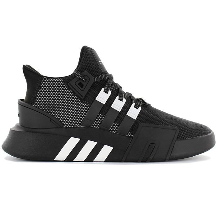 ADV Noir Baskets adidas Homme Originals de EQT Bask sport