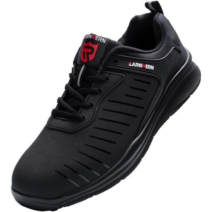 Chaussures de sécurité Blanc homme - Cdiscount Chaussures