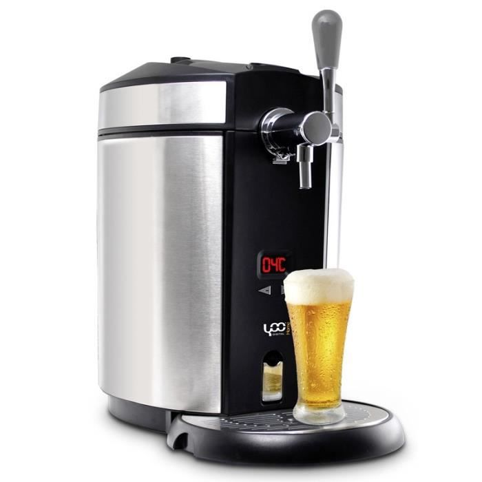 machine a biere beerdraft 100 yo achat vente machine a bi re cdiscount. Black Bedroom Furniture Sets. Home Design Ideas