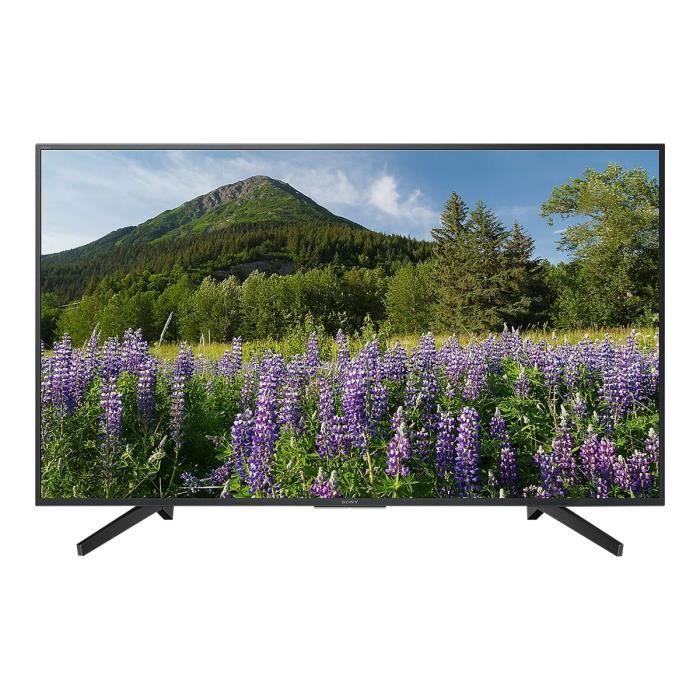 """Téléviseur LED Sony KD-43XF7005 Classe 43"""" (42.5"""" visualisable) X"""