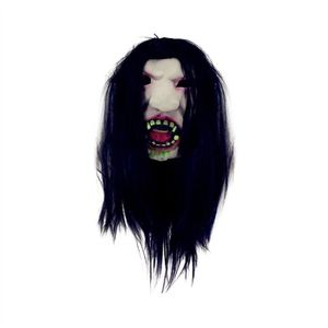 MASQUE - DÉCOR VISAGE Halloween Cosplay Masque Horrific Creepy Terrifian ... a6a486be4ce2