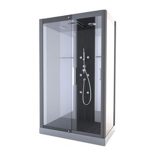 CABINE DE DOUCHE AURLANE Cabine de douche Pure Rectangle 115x90cm