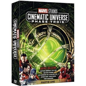 DVD FILM Coffret 5 DVD Marvel Studios cinematic universe: P